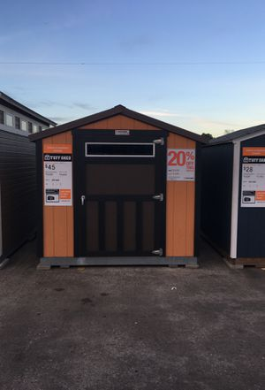 (577) Tuff Shed SR600 8x12 was $2,856 now $2,285 for Sale in Houston, TX