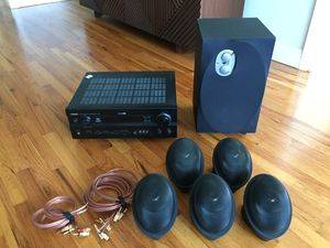 Mirage Omnisat Micro speakers 5.1 Home Theater Audio for Sale in La Mesa, CA