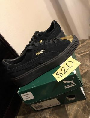puma and vans for Sale in Encinal, TX