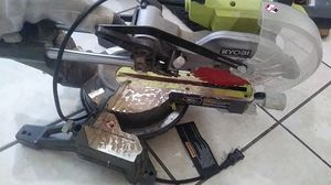 Ryobi chop saw $150 for Sale in Austin, TX