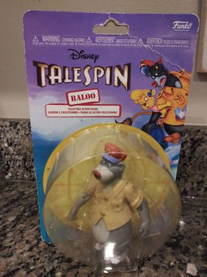 Talespin: Baloo action figure for Sale in Montgomery Village, MD