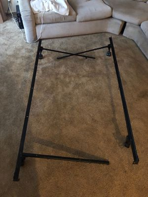 Black bed frame for Sale in Chico, CA