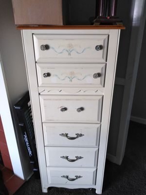 Tall dresser for Sale in Fort Wayne, IN