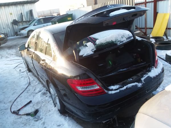 Selling Parts for 14 Mercedes C250