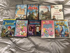 Kids movies for Sale in Oak Grove, KY