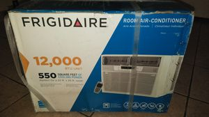 Frigidaire Air Conditioner 12,000 BTU Brand New for Sale in Salt Lake City, UT