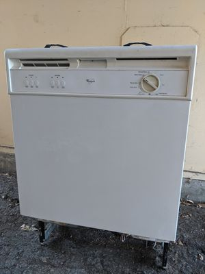 Used Whirlpool Dishwasher for Sale in Pinole, CA