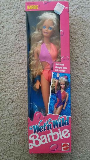 Wet'n Wild Barbie for Sale in Pennington, NJ