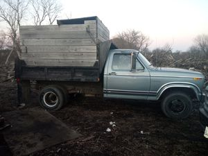 84 ford f350 dump truck for Sale in IL, US