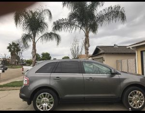 2008 Ford Edge limited edition for Sale in Woodville, CA