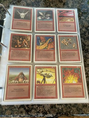 Magic Cards 1994 *Revised* edition for Sale in BETHEL, WA