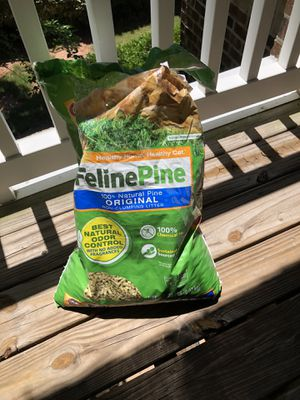 FREE Pine Pellets for Cats 🐈 for Sale in Morrisville, NC