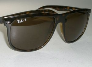 Ray Ban 4147 Sunglasses - Brown Tortoise, Brown Polarized for Sale in Clovis, CA