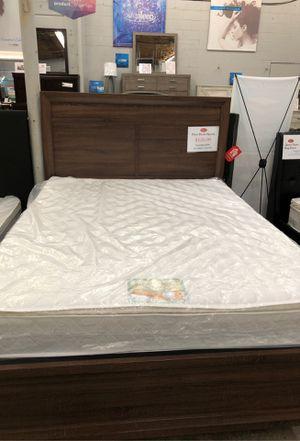 Floor model special (queen bed frame) for Sale in Phoenix, AZ