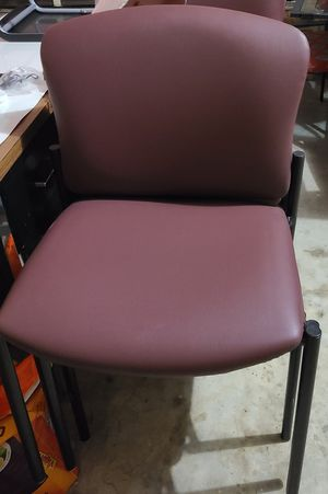 Church/office chairs for Sale in Port St. Lucie, FL