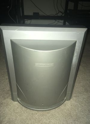 Sharper Image 40 Watt Powered Subwoofer SA251 for Sale in Chicago, IL