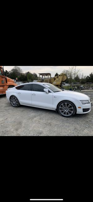 Audi A7 for parts only for Sale in Monroe, NC