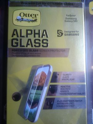 Alpha glass para Samsung galaxy S8+ for Sale in Hollister, CA
