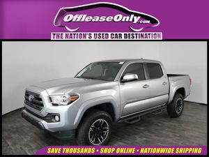 2017 Toyota Tacoma V6 for Sale in North Lauderdale, FL