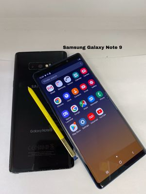 Unlocked Samsung Galaxy Note 9 for Sale in Chicago, IL