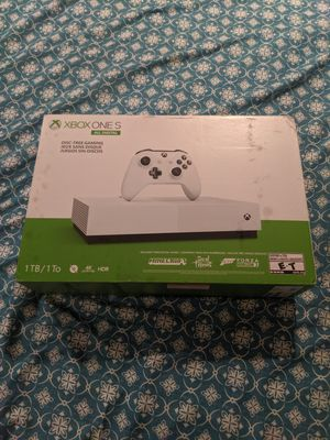 Xbox one s all digital 1tb 2019 for Sale in Whittier, CA