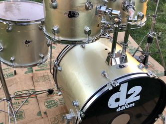 DDrum D2 Drums (shells/kit) for Sale in Vancouver,  WA