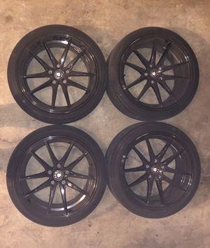 Konig Oversteer 18x8 5x112 wheels for Sale in Alafaya, FL