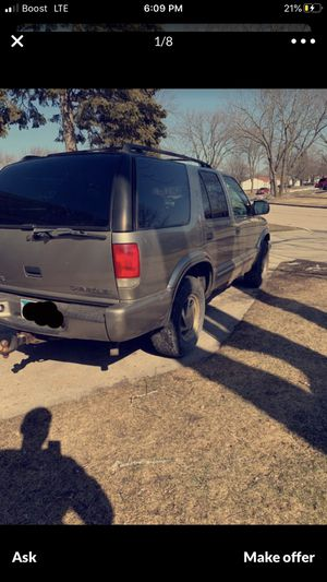 2000 Chevy blazer for Sale in Joliet, IL