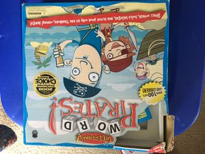 Dicecapades Word Pirate board game for Sale in Brick, NJ