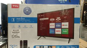 """32"""" TCL ROKU TV 4K SMART TV for Sale in Colton, CA"""