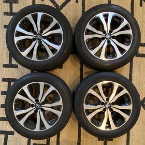 New 2020 Subaru Forester OEM Wheels & Tires for Sale in Seattle, WA