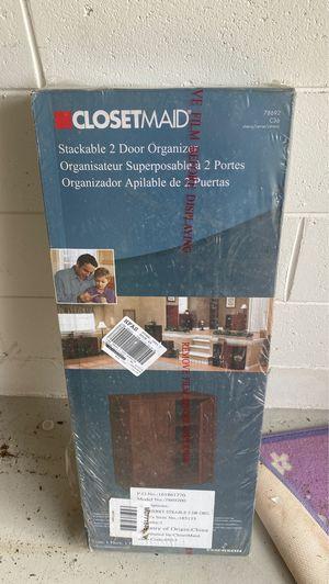 Closet maid BRAND NEW ORGANIZER for Sale in Orlando, FL
