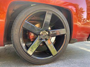 6 lug rims Silverado, Tahoe GMC Sierra for Sale in North Las Vegas, NV