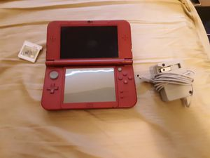 Red Nintendo 3DS XL + Fire Emblem Fates for Sale in Riverside, CA