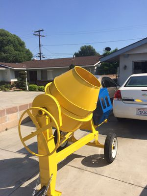 Cement mixer for Sale in Fontana, CA