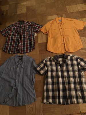2- new 2- used.... Eddie Bauer / Levi for Sale in Annandale, VA