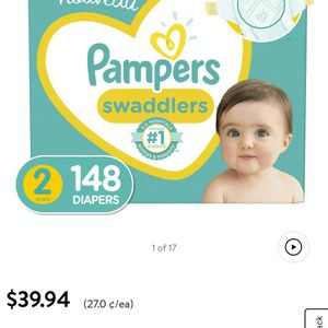 Pampers Swadlers for Sale in Chula Vista, CA