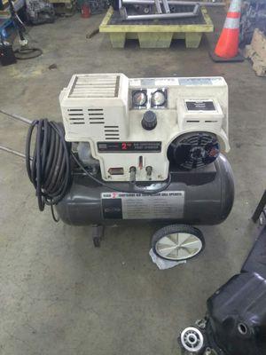 Craftsman compressor offer up for Sale in Tacoma, WA