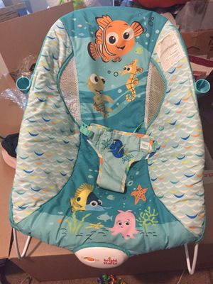 Finding Nemo bouncer chair for Sale in Wilmington, MA