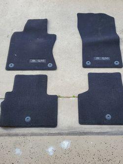 Infiniti Q50 Black Mats for Sale in Orlando,  FL