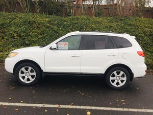 2007 Hyundai Santa Fe Limited for Sale in Vancouver, WA