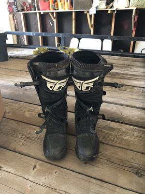 Fly Racing Maverick Boots Size 8 for Sale in Denver, CO
