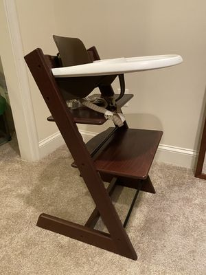 Stokke high chair for Sale in Centreville, VA