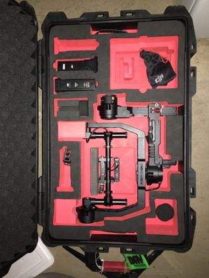 DJI Ronin 1 original 3 axis gimbal stabilizer - for heavy and lightweight camera for Sale in Orlando, FL