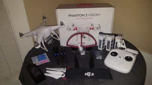 DJI Phantom 2 Vision Plus drone/quad copter for Sale in St. Louis, MO