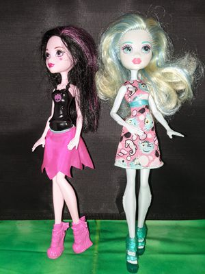 Monster High Doll Lot of 2 for Sale in Tacoma, WA