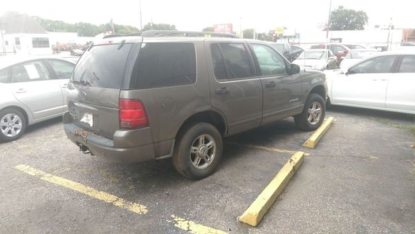 Ford expedition needs motor