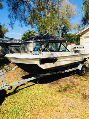 Sport craft bow rider 15ft for Sale in Sebring, FL
