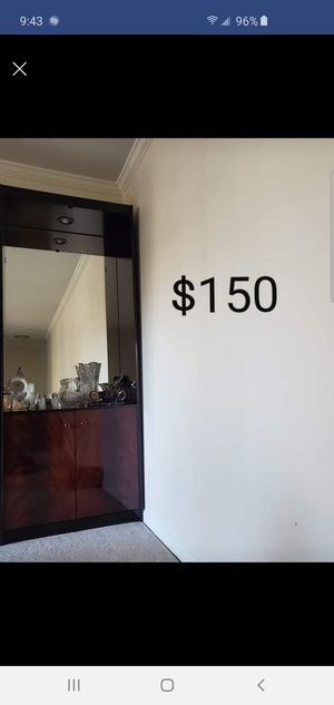 Glass Cabinet & Shelving for Sale in Manassas, VA