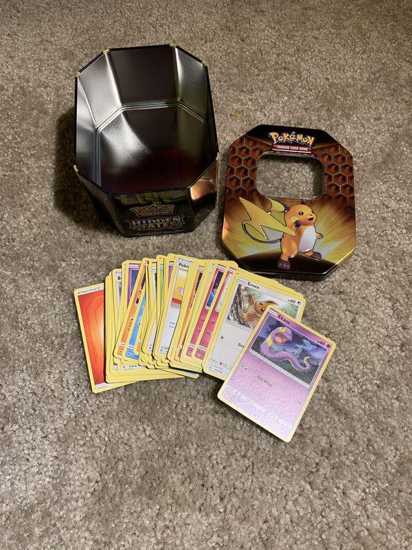 Hidden Fates Pokemon Card 50 Card Bundle